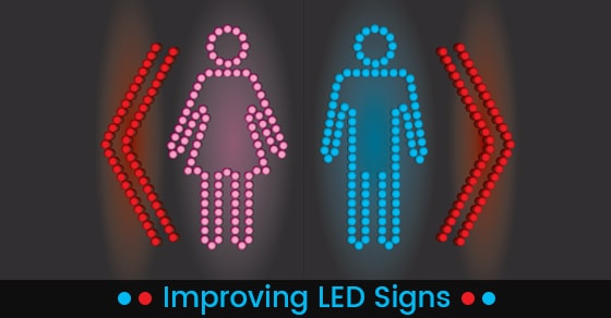 Improving LED Signs